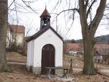 Kaplička v Horních Hrachovicích